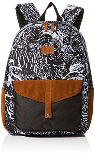 Roxy Women's Carribean Backpack, Anthracite Tiger Camo, Dimensions: 16'' 12'' (W) x5 (D)...