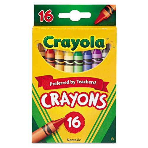 Crayola Classic Color Pack Crayons 16 ea.