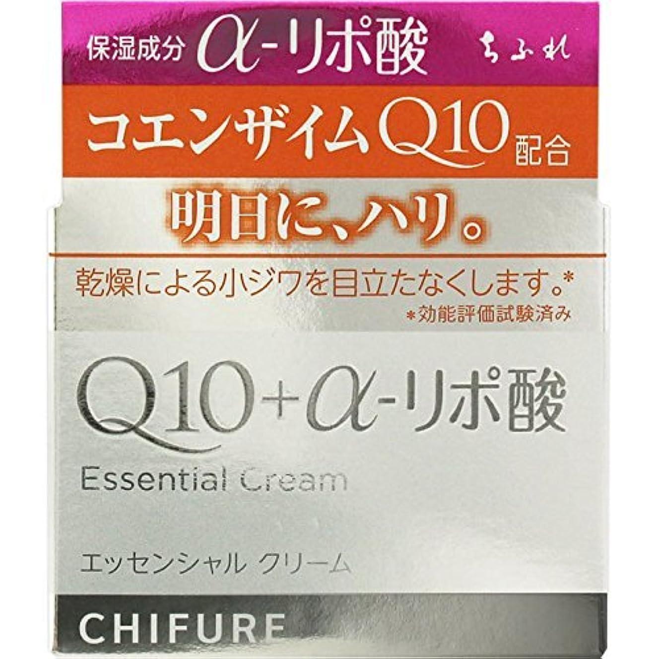 箱心から混乱したちふれ化粧品 エッセンシャルクリーム N 30g 30G