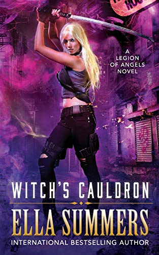Download Witch's Cauldron (Legion of Angels) 1541009150