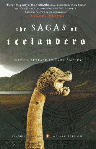 The Sagas of the Icelanders: (penguin Classics Deluxe Edition) (English Edition)