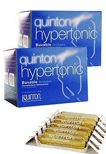 Quinton - Ocean Minerals- Quinton Hypertonic - Pack 2 x 30 V. by Quinton
