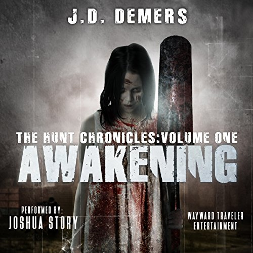 Awakening     The Hunt Chronicles, Book 1              Auteur(s):                                                                                                                                 J. D. Demers                               Narrateur(s):                                                                                                                                 Joshua Story                      Durée: 9 h     Pas de évaluations     Au global 0,0