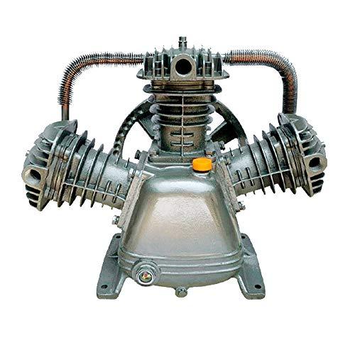 LiRongPing Luftkompressor, 0,8 MPa Luftpumpenkopf, Kleine Holzbearbeitungs Sprühluft Pumpe, 3000W Luftpumpe Luftkompressor