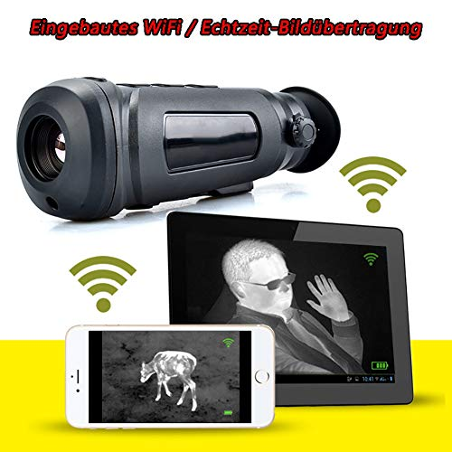 RSGK Digitales Fernglas mit Kamera-Multifunktions-HD 1080p-Videokamera-Digitalfernrohr-Fernfernrohr-Digitalfernglas-Nocken 2 Zoll-Bildschirm