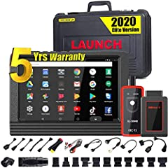 🚗【 2020 ELITE Version LAUNCH X431 V Pro 】+【 ADVANCED OE-LEVEL FUNCTIONS】LAUNCH X431 V (Pro) scan tool adds loads of OE-Level features as ➤Online Coding (compatible with VW, Audi, Skoda, Seat) ➤Setting & Changeover (adblue reset, unlock the engine aft...