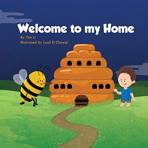 Welcome to My Home audiobook cover art
