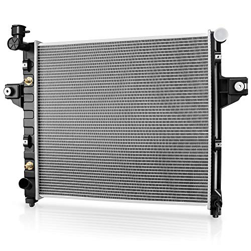 Radiator Compatible with 1999-2004 Jeep Grand Cherokee 6Cyl 4.0L L6 DWRD1006