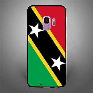 Samsung Galaxy S9 Saint Kitts Flag, Zoot Designer Phone Covers