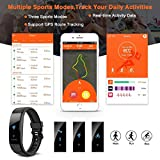 Zoom IMG-2 elegiant fitness tracker orologio braccialetto