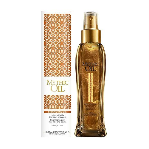 L'Oreal Professional - Mythic Oil Shimmering For Hair & Body - 100ml / 3.4oz by L'Oreal Paris