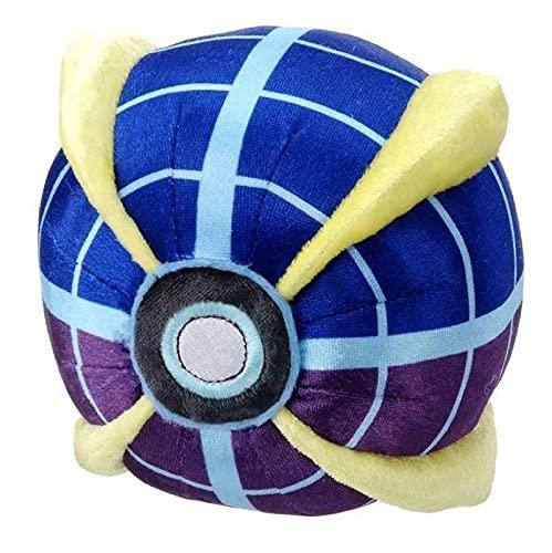 SDFZ PokemonPeluches 13Cm, Pokemon Go Big FluffyPokemonBall DollRegalo paraNiños ✅