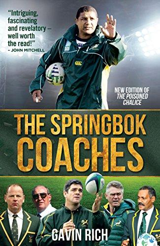 The Springbok Coaches (English Edition)
