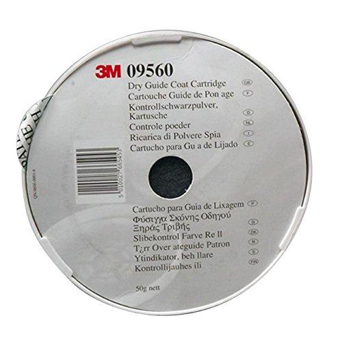 3M kontrollschwarzpulver 09560 mit Packepad
