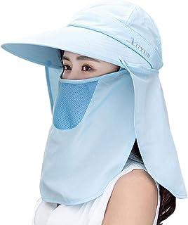 FOONEE Silky Visor Outdoor Empty Top Sunshade Anti-UV Sunscreen Cap Retractable Ladies Beauty Cap