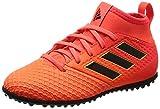 adidas Ace Tango 17.3 TF J, Botas de fútbol Unisex niño, (Rojsol/Negbas/Narsol), 30 EU