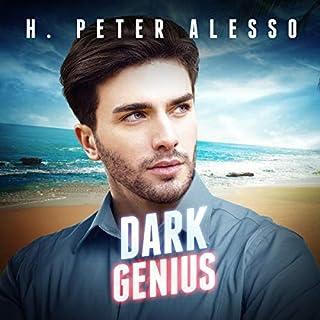 Dark Genius audiobook cover art