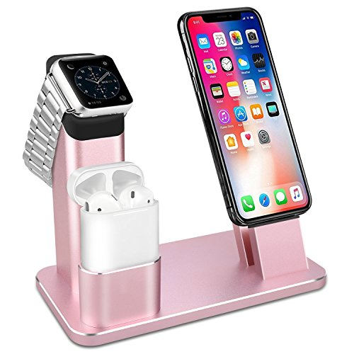 GUANCHI AirPods Apple Watch and iPhone Charging Dock