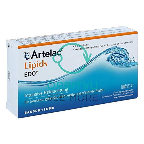 ARTELAC Lipids EDO Augengel 30X0.6 g