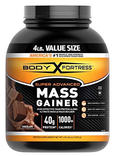 Body Fortress Super Advanced Whey Protein Powder Mass Gainer