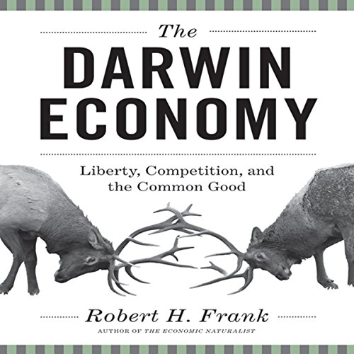The Darwin Economy audiobook cover art