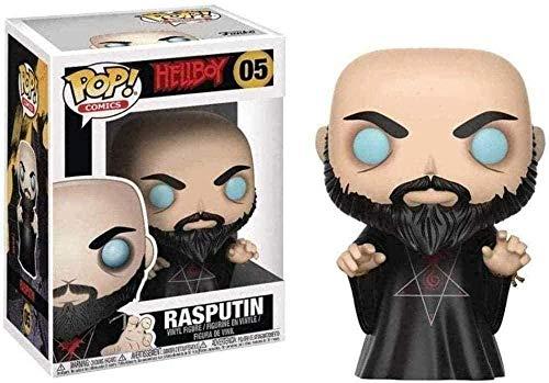A-Generic Pop! Hell Boy: Classic Movies Series Rasputin Coll
