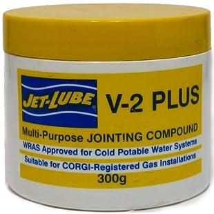 Jetlube Multi-Purpose Jointing Compound V-2 Plus 300g by Jetlube