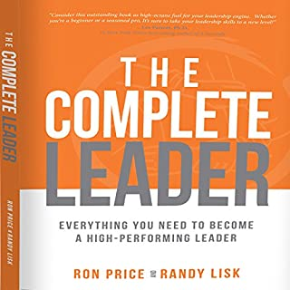 The Complete Leader audiobook cover art