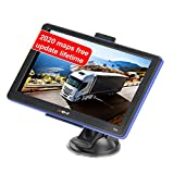 GPS Navigation for Car Truck Vehicles Xgody 7 Inch HD Touch Screen 8GB Android GPS Navigator for Truck Drivers with Free Lifetime Map Updates Voice Broadcast