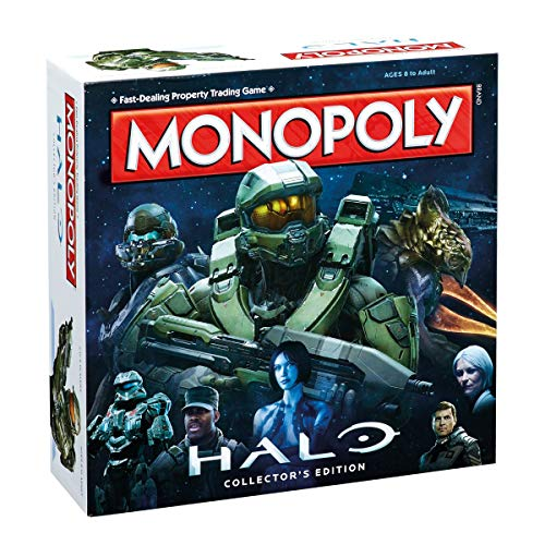 Halo Monopoly: Collector's Edition