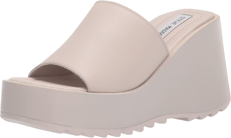 Steve Madden Women's Pepe30 Slide Sandal