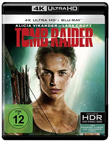 Tomb Raider (4K Ultra HD) ( + Blu-ray 2D)