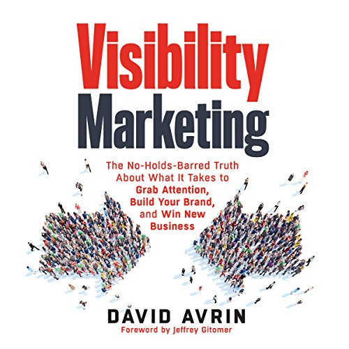 Visibility Marketing audiobook cover art