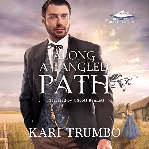 Along a Tangled Path  By  cover art