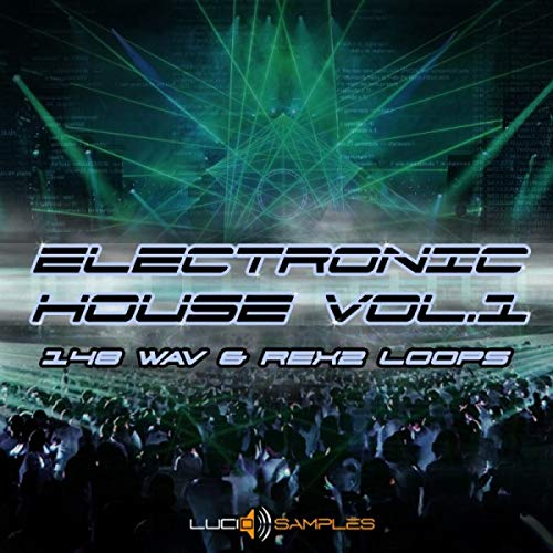 Electronic House Vol. 1 – 133 MB de muestras de la casa / electrónicas Download