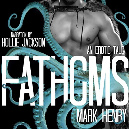 Fathoms audiobook cover art