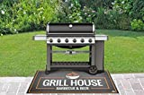 Alfombra para barbacoa, 67 x 130 cm, King of The Grill antig