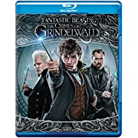 Fantastic Beasts: The Crimes of Grindelwald on Blu-ray