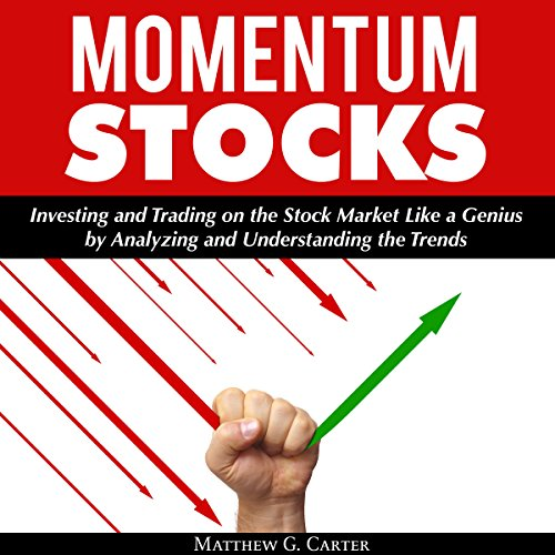 Momentum Stocks audiobook cover art