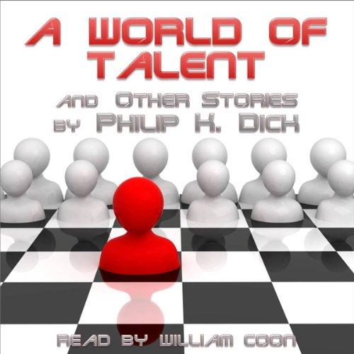 A World of Talent and Other Stories cover art