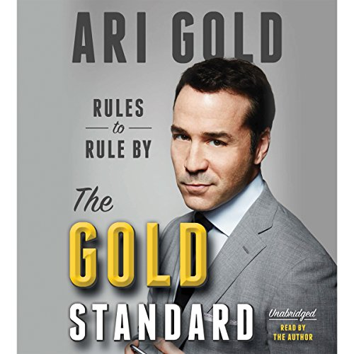 The Gold Standard audiobook cover art