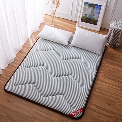 GuoEY Student Dorm Matratze Atmungsaktive Tatami Bodenmatte Double Futon Matratze...