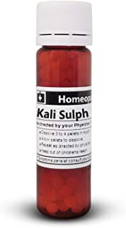 Kali SULPHURICUM 200C Homeopathic Remedy in 10 Gram