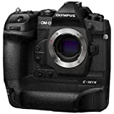 Olympus OM-D E-M1X Cuerpo de la cámara SLR 20,4 MP 4/3' MOS 5184 x 3888 Pixeles Negro - Cámara digital (20,4 MP, 5184 x 3888 Pixeles, 4/3', MOS, 4K Ultra HD, Negro)