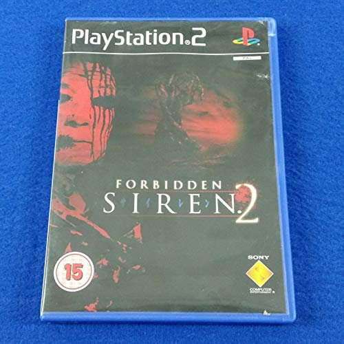 PS2 FORBIDDEN SIREN 2 PAL UK EXCLUSIVE (PAL Console or Region Converter needed) (Sony Playstation 2) Survival Horror Game