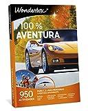 WONDERBOX Caja Regalo Hombre -100% Aventura- 950 Actividades para una o más Personas