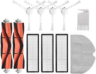 DIDILI Brosse LatéRale + Filtre Hepa + Chiffon de Nettoyage pour 1C 1 C Balayeuse Robot Aspirateur Vadrouille Mijia C1 Acc...