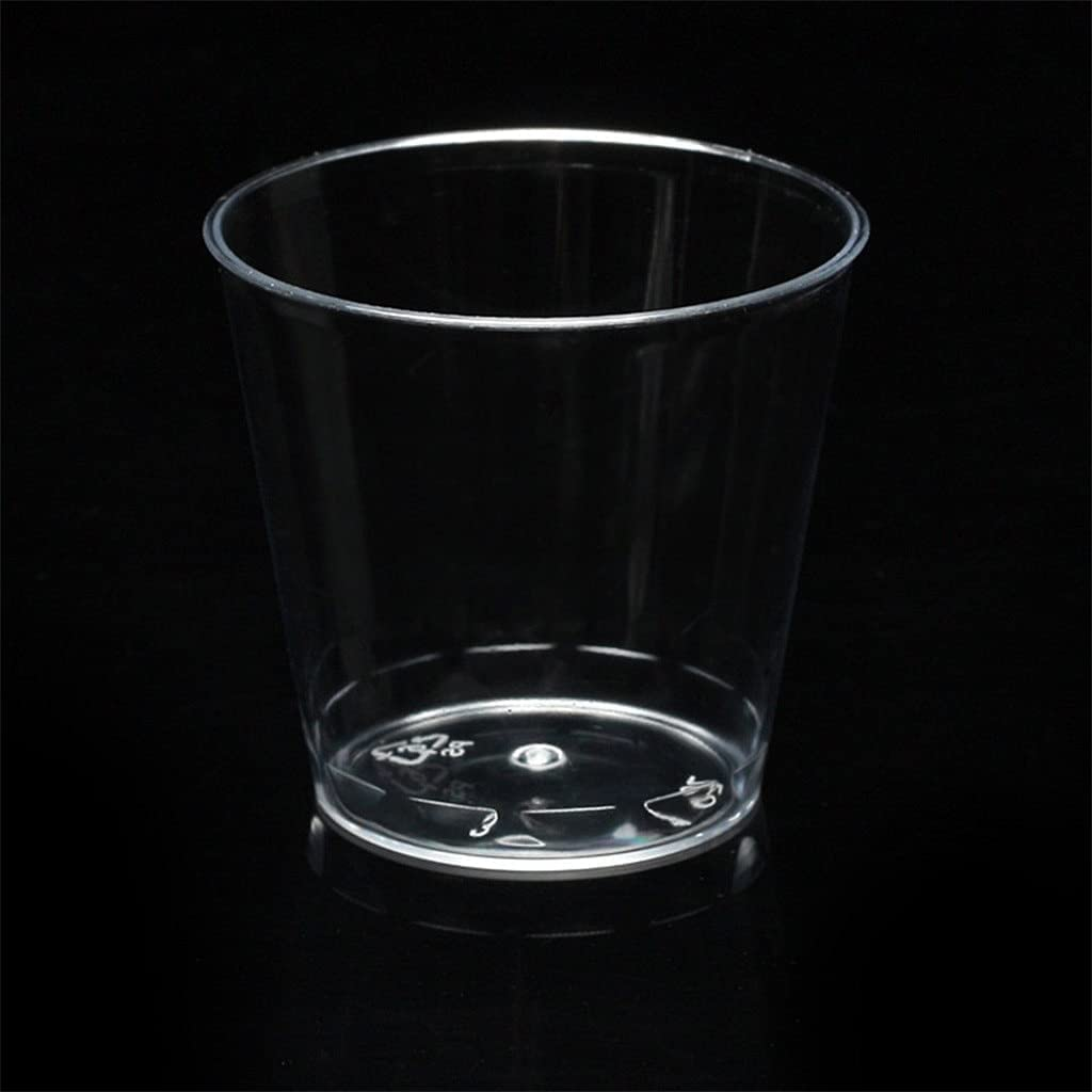 HBJKER Family Water Cup ! Super beauty product restock quality top! Glass Superior Plastic Mini Clear Pl Disposab