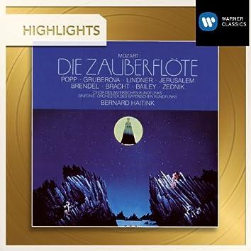 Wolfgang Amadeus Mozart: Die Zauberflote (Highlights)