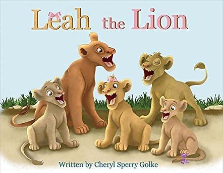 Leah the Lion
